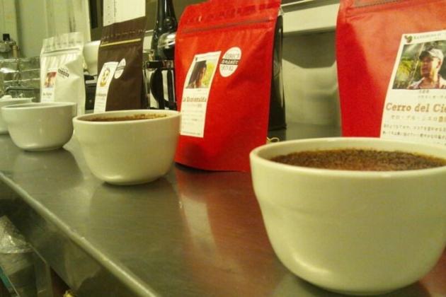 kuriyaのコーヒー教室