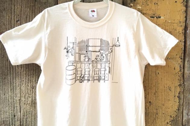 オリジナルTシャツができました