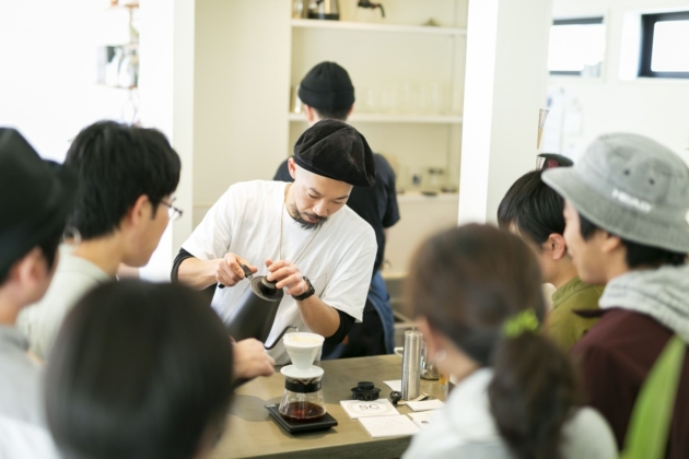 【終了】5/5 SC Melbourne Coffee Tour in Nagasaki