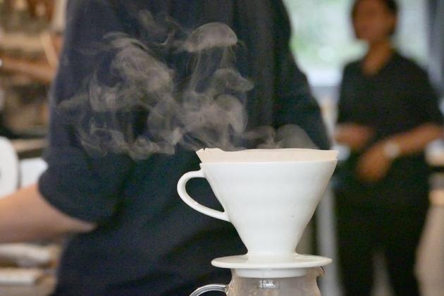 台湾のコーヒーシーン