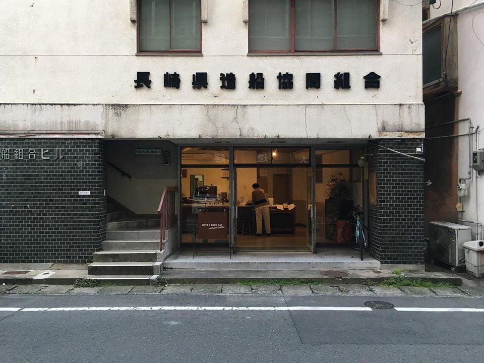 長崎店正面