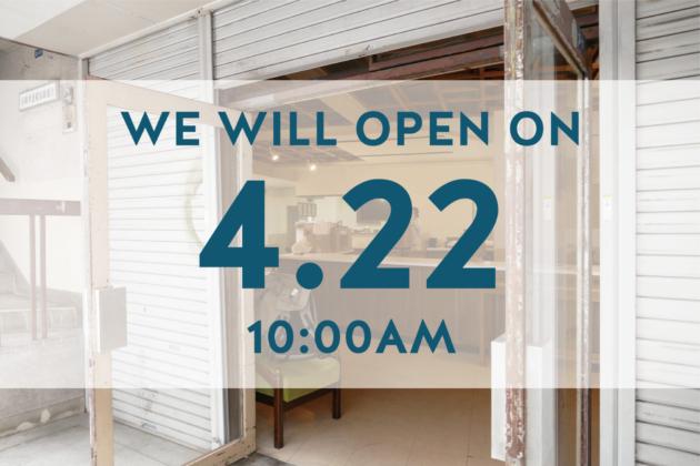 長崎店オープンのお知らせ