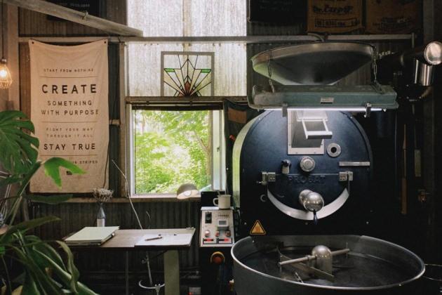 毎月8日はコーヒー豆増量デーです